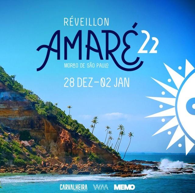 Reveillon 2021/2022 no Morro de São Paulo